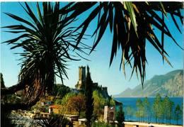 MALCESINE - IL CASTELLO FRA I PALMIZI (TN) - Trento