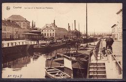 Courtrai  Le Lys Et La Marche Aux Poisson - Kortrijk