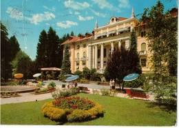 LEVICO TERME - GRAND HOTEL TERME (TN) - Trento