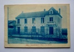 60 -  MACHEMONT - La Mairie - France