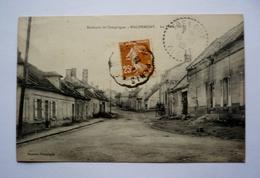 60 -  MACHEMONT - La Place (1918) - France