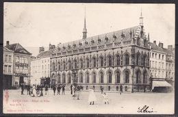 S19 2 Courtrai  Hôtel De Ville - Kortrijk