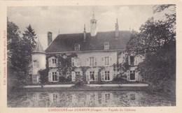 Vosges - Girécourt-sur-Durbion - Façade Du Château - Sonstige Gemeinden