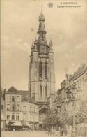 3 Courtrai  Eglise Saint Martin - Kortrijk