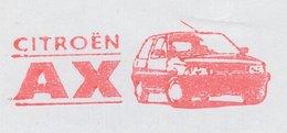 Meter Top Cut Netherlands 1991 Car - Citroen AX - Coches