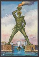 20897/ RHODES, Rodos, The Colossus - Grèce