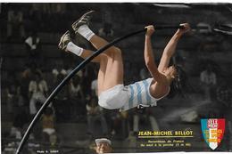 Saut A La Perche : BELLOT Jean - Michel - Athlétisme