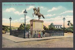 77907/ BUENOS AIRES, Monumento De San Martin - Argentina