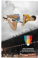Saut En Hauteur - POANIEWA Paul - Athlétisme