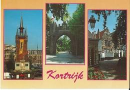 529/37  Kortrijk  Belfort, Groeningspoort En Begijnhof - Kortrijk