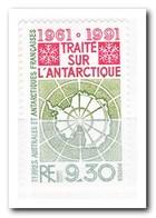 Frans Antarctica 1991, Postfris MNH, 30 Years Antarctic Treaty - Franse Zuidelijke En Antarctische Gebieden (TAAF)