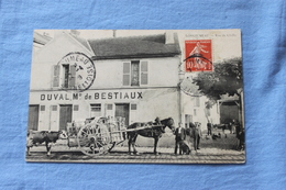 LONGJUMEAU Rue De Chilly Attelage - Longjumeau