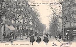 """¤¤  -  PARIS   -  Rue Lafontaine  -  Maison """" A. Godfrain """"    -  ¤¤ - Arrondissement: 16"""