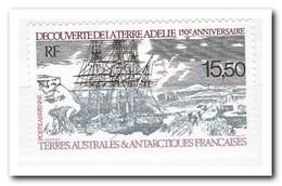 Frans Antarctica 1990, Postfris MNH, 150 Anniversary Of The Discovery Of Adelieland, Ship - Franse Zuidelijke En Antarctische Gebieden (TAAF)
