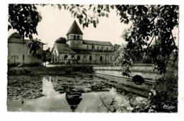 """Saint Loup De La Salle - Entrée Du Pays - Route De Beaune (Pub """"Shell"""", Herse, Rateau Faneur) Pas Circulé - France"""
