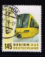 Bund 2017, Michel# 3349 O Stadtbahn Stuttgart - Gebraucht