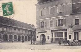 Haute-Saône - Gray - La Société Générale - Gray