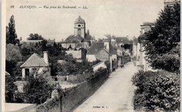 61 Alençon : Vue Prise Du Boulevard - Alencon