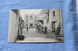 CPA LONGJUMEAU Intérieur Du Moulin Saint Eloi - Longjumeau