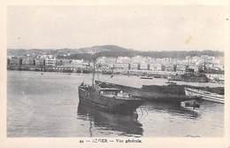 Afrique -Algérie ALGER Vue Générale  ( EPA 44 Editions Photo Albert)(bateau) *PRIX FIXE - Alger