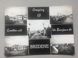 Bredene Camping 17 - Cartes Postales