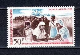 GABON PA N° 30  NEUF SANS CHARNIERE COTE 1.50€  FEMME GABONAISE - Gabon (1960-...)