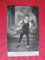 Boxe Edouard Vasseur,champion Du Pas-de-Calais Amateurs 1925 - Boxe