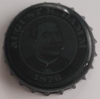 CHAPA DE CERVEZA AUGUST R. DAMN. - Cerveza