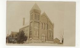 CURRIES, Ontario, Canada, Methodist Church, Old RPPC, Oxford County - Ontario