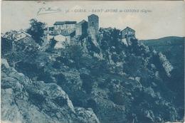 Haute Corse . Saint André De Cotone . - France