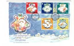 ISLE OF MAN - FDC - 2003 - NOEL / CHRISTMAS - Man (Insel)