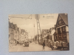 Knocke Avenue Du Littoral - Cartes Postales