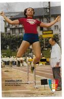 CURTET Jacqueline - Athlétisme