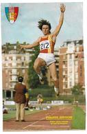 DEROCHE Philippe - Athlétisme