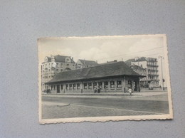 Heist Sur Mer Station Du Tram - Cartes Postales