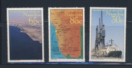 NAMIBIE 1994 CARTES-BATEAUX  YVERT N°   NEUF MNH** - Namibie (1990- ...)