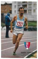 GONZALES Françis - Athlétisme