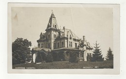 INGERSOLL, Ontario, Canada, Alexandra Hospital, Old GR??? RPPC, Oxford County - Ontario