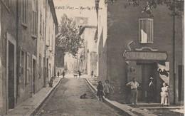 83860  Nans Les Pins-  Rue De L' église  - Boulangerie - Nans-les-Pins