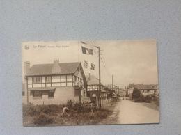 La Panne Avenue Albert Dumont - Cartes Postales
