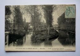 60 - Environs De LA FERTE-MILON - MAROLLES - Usine Et Canal De L'OURCQ - Other Municipalities