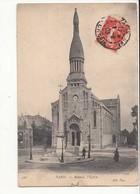 CPA Paris - Auteuil , L'Eglise :  Achat Immédiat - Eglises Et Cathédrales