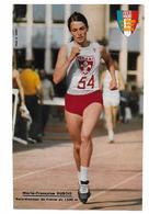 DUBOIS Marie - Françoise - Athlétisme