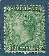 Saint Vincent 1885-93 Yvert N° - St.Vincent (...-1979)