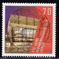 Bund 2018, Michel# 3385 O 275 Jahre Gewandhausorchester, Leipzig - BRD