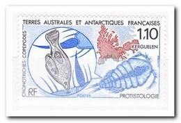 Frans Antarctica 1990, Postfris MNH, Microscopic Animals - Franse Zuidelijke En Antarctische Gebieden (TAAF)