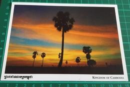 Kingdom Of Cambodia ~ Cambodia Country Side - Cambodia