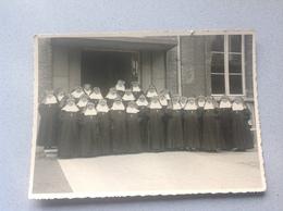 Photo Religieuses Sœurs  Couvent A Identifier - Photographie