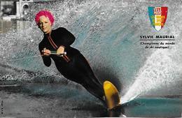 SKI Nautique : MAURIAL Sylvie - Unclassified