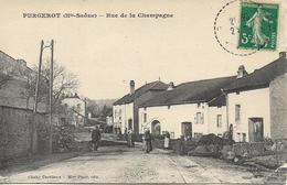 PURGEROT Rue De La Campagne - France